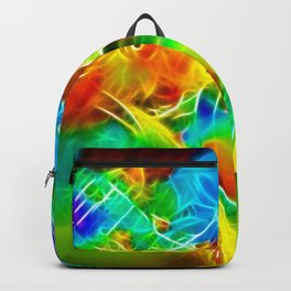 ▲►•holy grail of colors•◄▲ Backpack