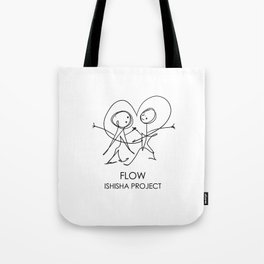 FLOW by ISHISHA PROJECT Tote Bag