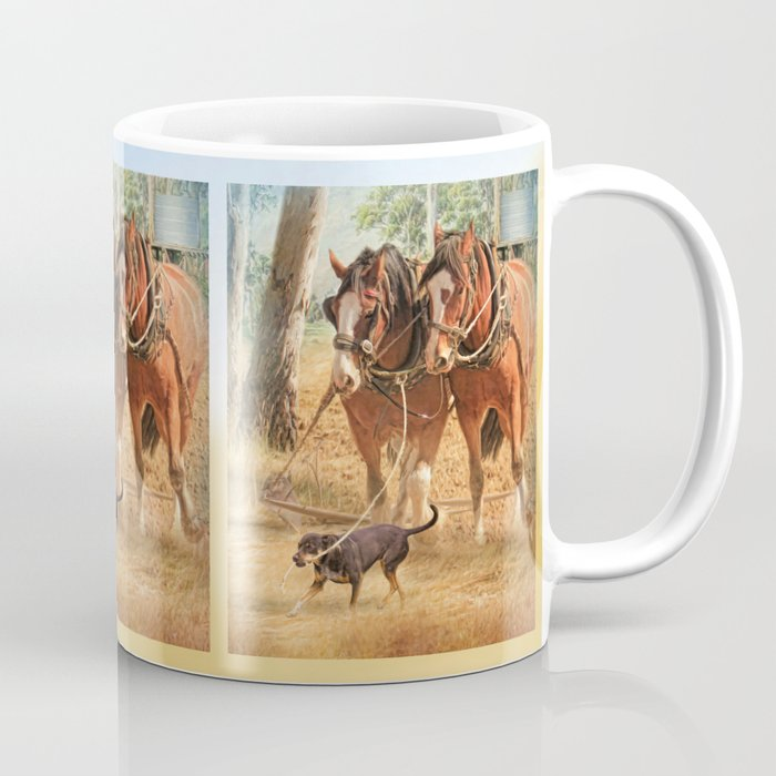 If You Want The Job Done Coffee Mug