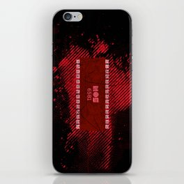 Sign of the Sid iPhone Skin