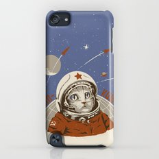 Soviet Space Cat iPod touch Slim Case