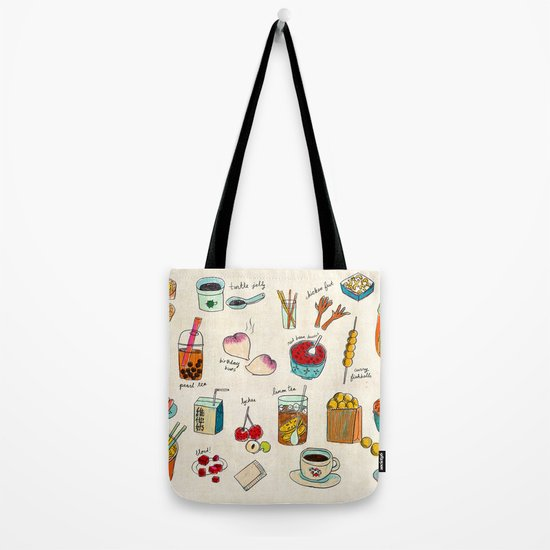 locals only - hong kong Tote Bag