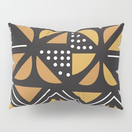 African Tribal Pattern No. 11 Pillow Sham