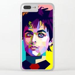 Billie Joe Clear iPhone Case
