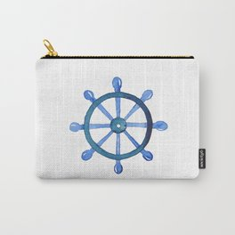 Navigating the seas Carry-All Pouch
