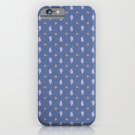 Paisley Pattern no. 1 iPhone Case