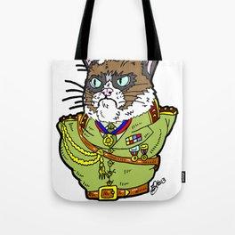 It's Grumpy Cat General... Tote Bag