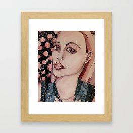 Fiona (The Caution) Framed Art Print
