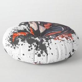 A Splash of Maki Floor Pillow