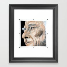 Richard Dawkins Framed Art Print