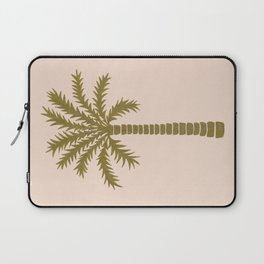 Gold Palm Tree Laptop Sleeve