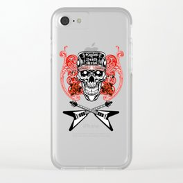 eagles of death metal Clear iPhone Case