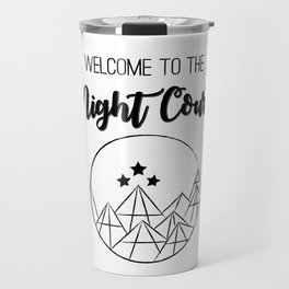 Welcome to the Night Court | Acomaf Travel Mug