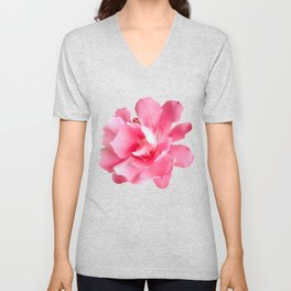 Blossom forward Unisex V-Neck