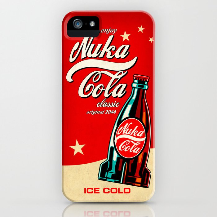 nuka cola - fallout iphone case