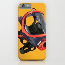 Industrial Mask iPhone Case