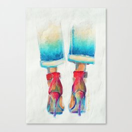 High-Ideals 2 Canvas Print