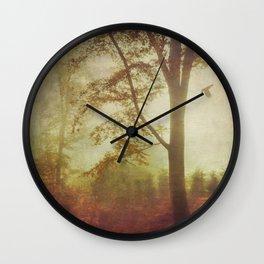 lasT poeT Wall Clock