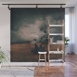 The Dissipate Wall Mural