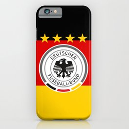 germany euro 2016 iPhone Case