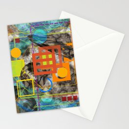 In the Toy Box Stationery Cards