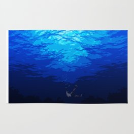 Under the Water Rug