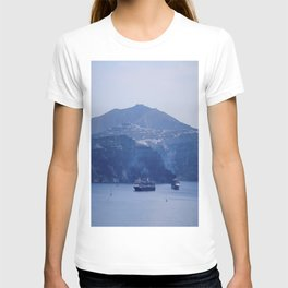 Santorini, Greece 8 T-shirt
