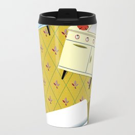 Time to cook! Travel Mug