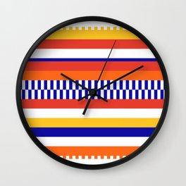 Metal Mouth Wall Clock