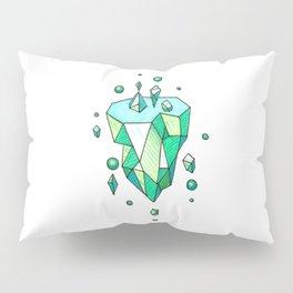 Little Emerald World Pillow Sham