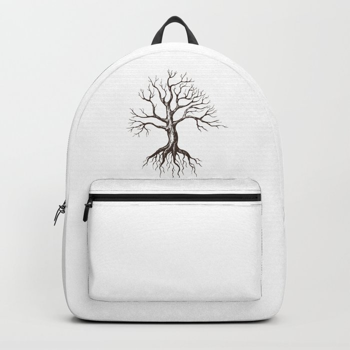 Bare tree Backpack
