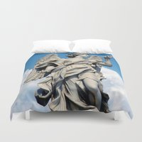 rome Duvet Covers featuring Rome by amdiamond