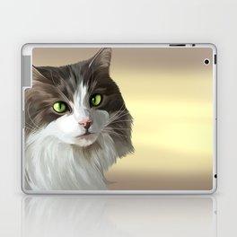 Bentley The Cat Laptop & iPad Skin