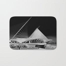 Milwaukee I by CALATRAVA architect Bath Mat
