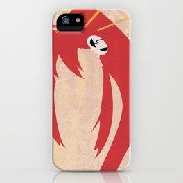 Minimalist Yoko iPhone Case
