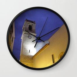 El Cielo a las 21:23 Wall Clock