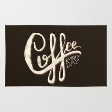 Coffee Everyday Rug