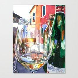 Burano Glass Canvas Print