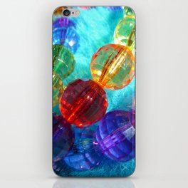 beaded iPhone Skin