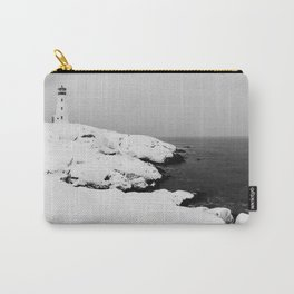 Blanket of White Carry-All Pouch
