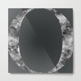 O-nyx Metal Print