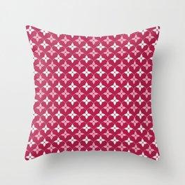 Calyx Cherry A Throw Pillow