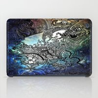 swim iPad Cases featuring Swim by Jack Graves III