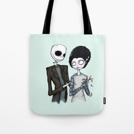 Bride of Skellingstein Tote Bag