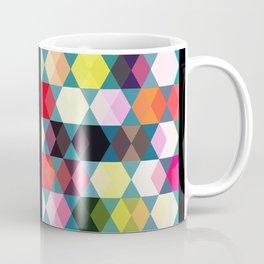 Tivoli Colourful Pattern  Coffee Mug
