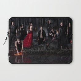 The Vampire Diaries Cast Laptop Sleeve