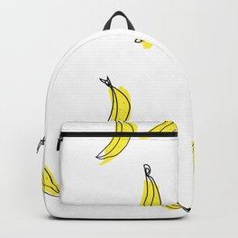 Banana Me Happy Backpack