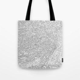 Fluid Drawings I Tote Bag
