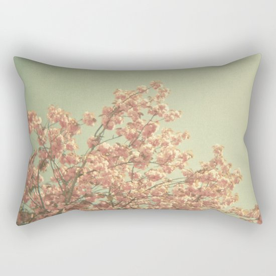 The Day is Done Rectangular Pillow