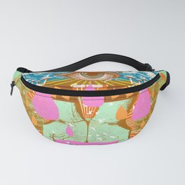 PEACE ON THE RISE Fanny Pack